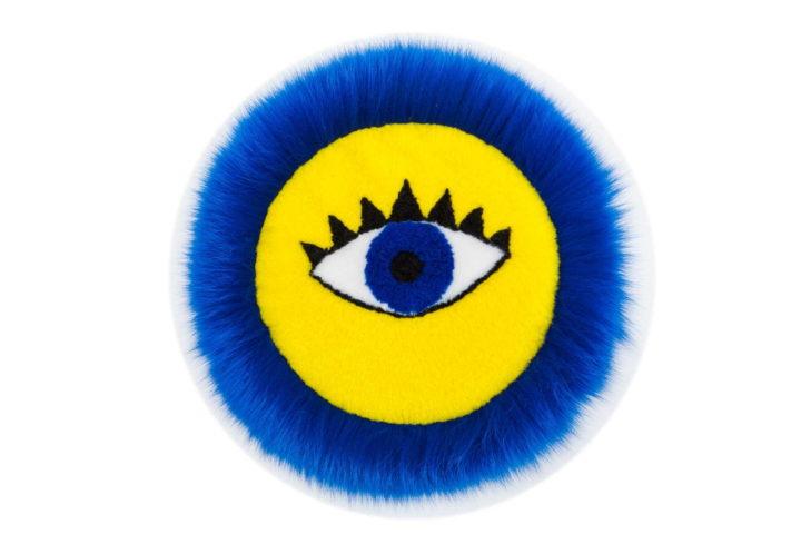 """Yellow eye"" Bag"