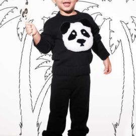 """Panda Tracksuit"" Kids"