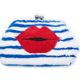 """Parisian kiss"" Bag"