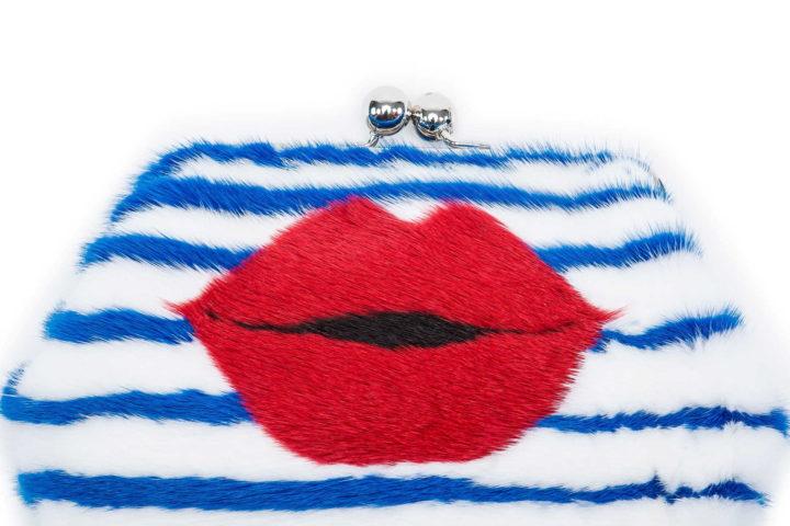 """Parisian kiss"" Bag"
