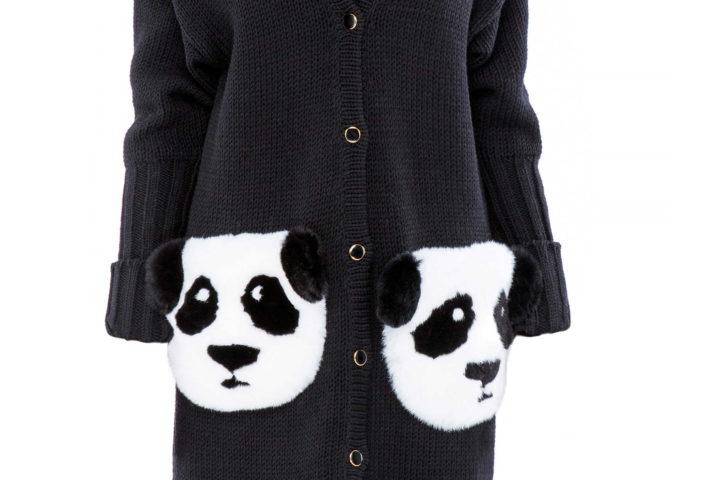 """Pandas"" Cardigan"