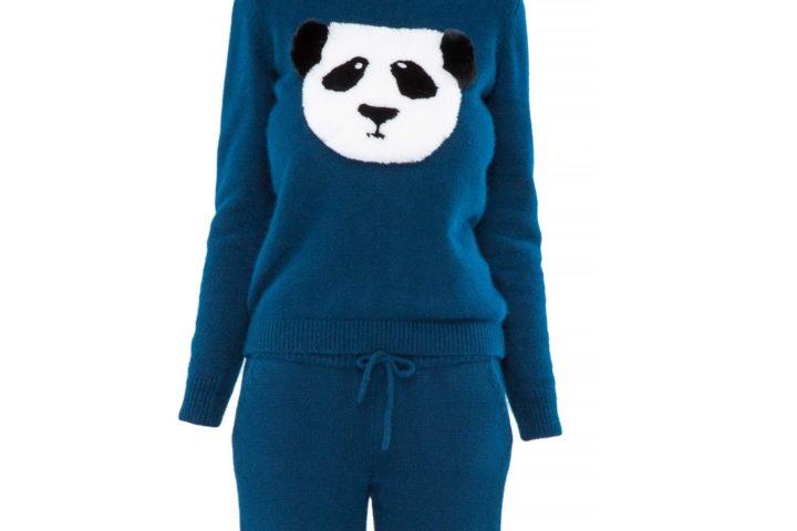 """Panda"" Sweater"
