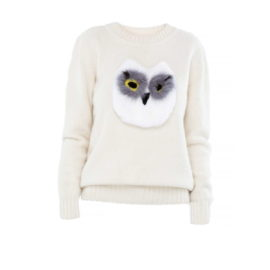"""Owl"" Sweater"
