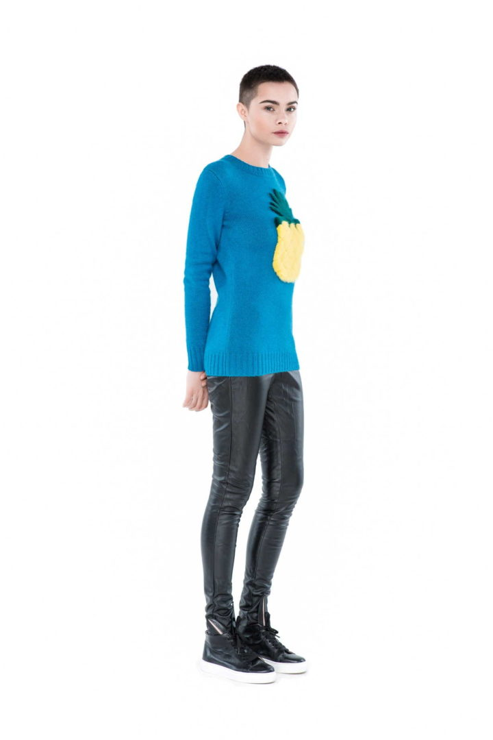"""Pineapple"" Sweater"