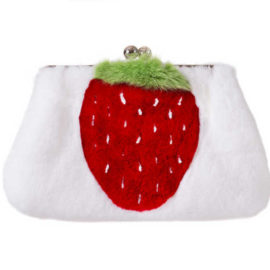 """STRAWBERRY"" BAG"