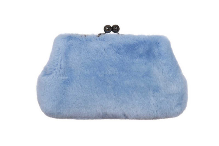 """PALE BLUE"" BAG"