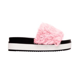 """""""PINK CURLS"""" SHOES"""