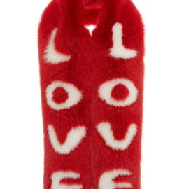 """Love"" Scarf"