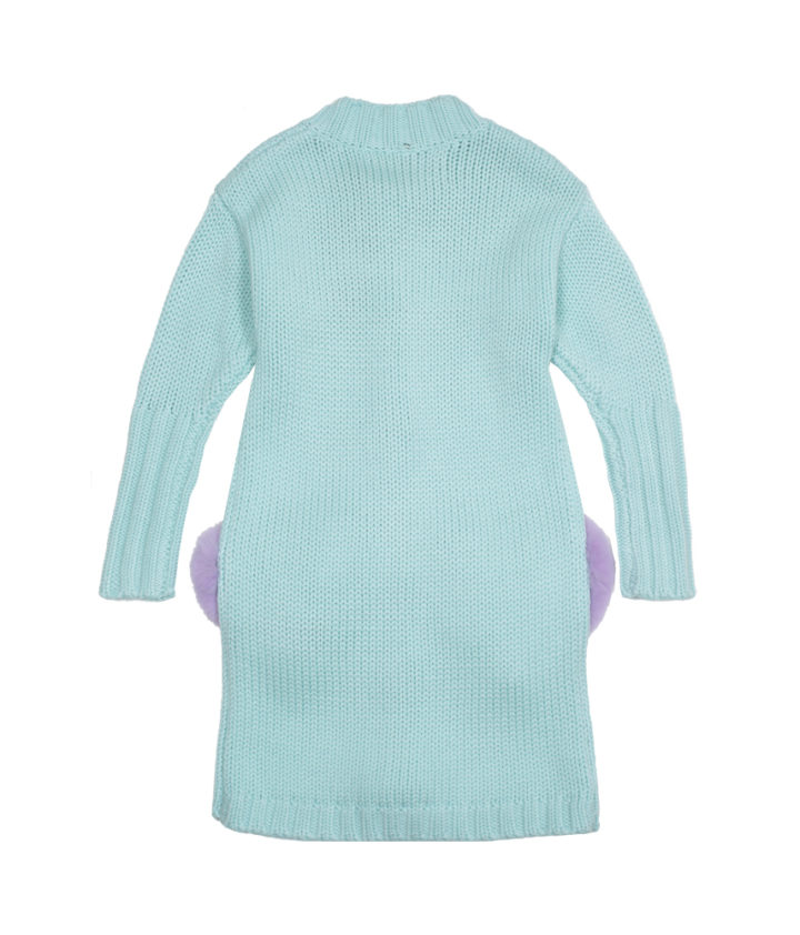 Blue Kids Cardigan
