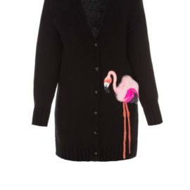 FLAMINGO CARDIGAN SHORT