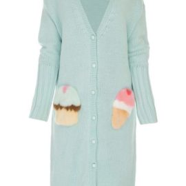Pocket full of sweets mint cardigan