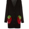 Pocket full of sweets black cardigan