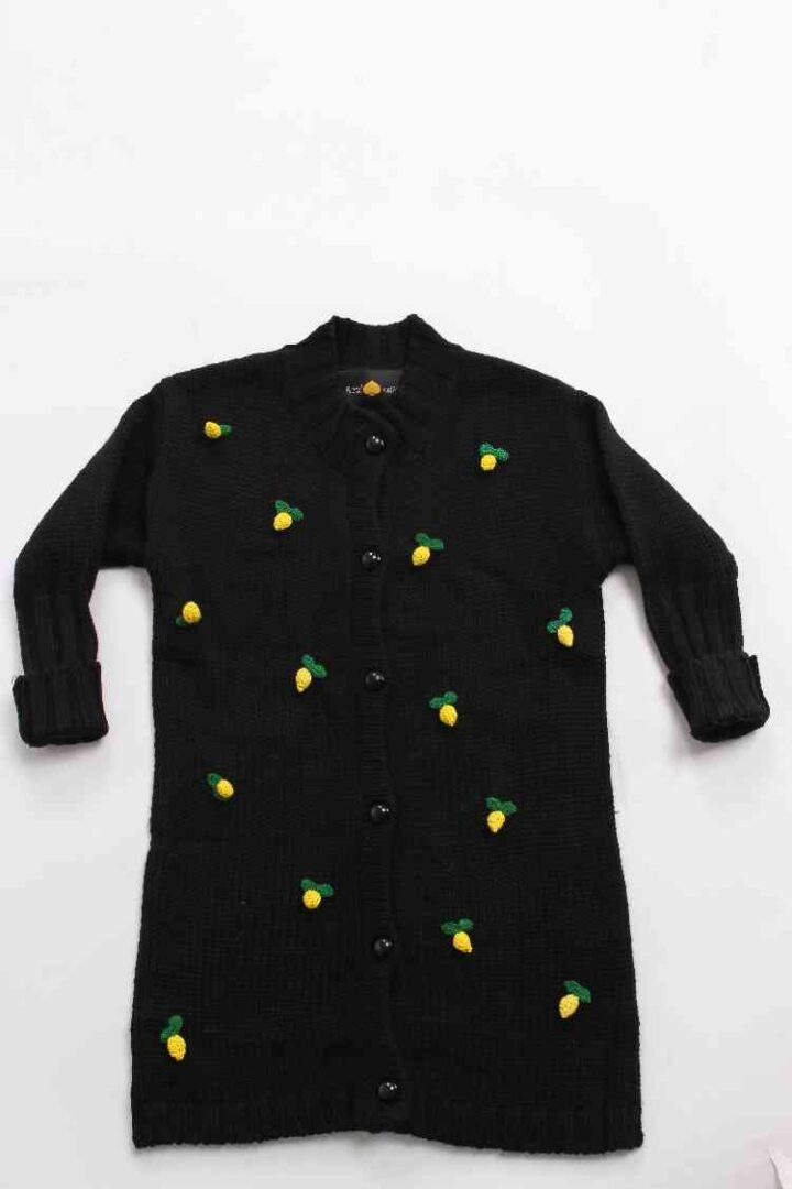Lemons cardigan